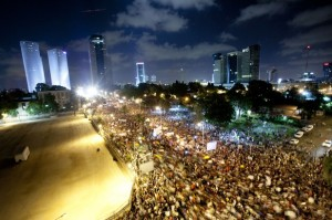 Tel Aviv Israel -06 -august -2011