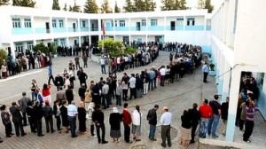 vot in Tunisia