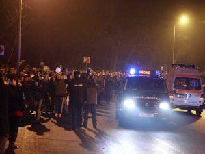 Miting Targu Mures - solidar SMURD