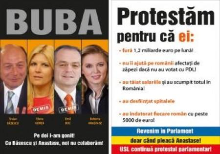 BUBA - Protestam