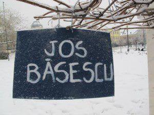 Jos Basescu!