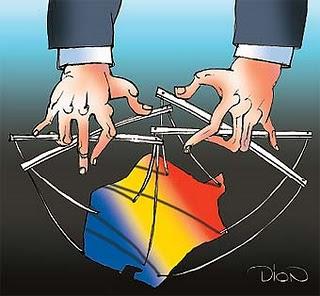 Manipulare politica - frauda electorala
