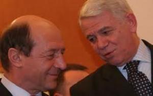Melescanu si Basescu