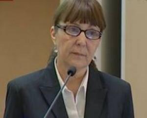Monica Macovei este mentorul Ambasadorul SUA Mark Gitenstein
