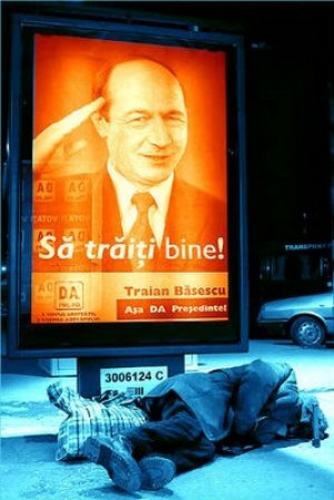 Sa traiti bine! Basescu