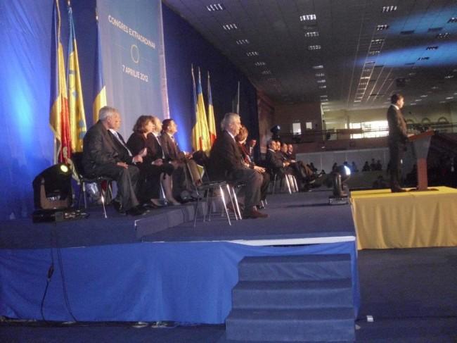 Crin Antonescu - Congresul PNL 7 aprilie 2012