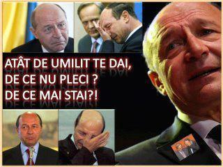 De ce nu pleci De ce mai stai - Basescu Traian O coabitare imposibila