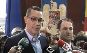 Robert Negoita si Victor Ponta