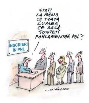 Stati la rand ca toata lumea. Ce daca sunteti parlamentari PDL?