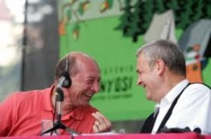 Basescu si Tokes