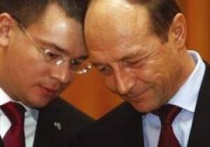 MRU si Basescu