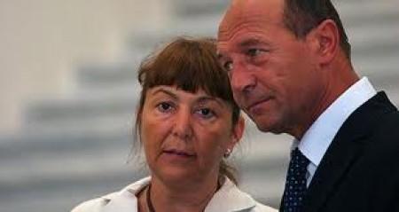 Monica Macovei si Traian Basescu