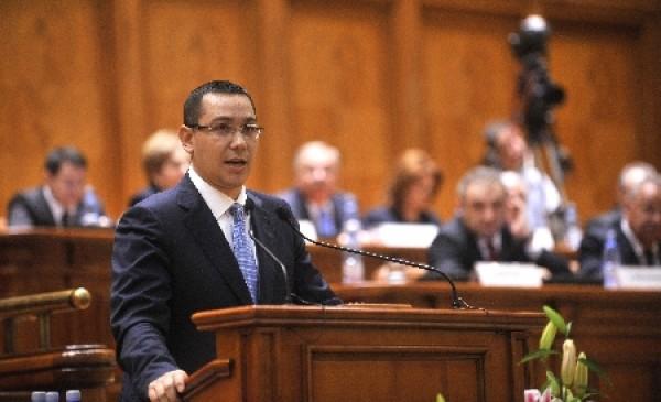 Victor Ponta va reprezenta  Romania la Consiliul European de la Bruxelles
