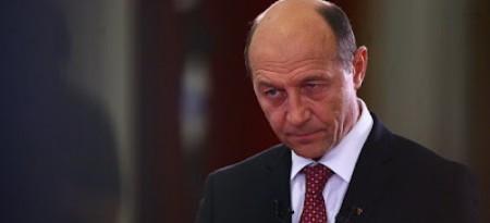 Basescu Traian suspendat a doua oara de Parlamentul Romaniei