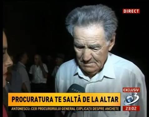 Lixandru Verbiţa 89 ani locuitor comuna Suraia