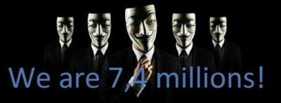 suntem 7.4 milioane