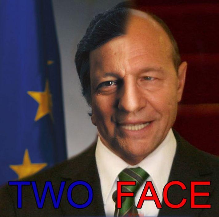 Basescu Traian - José Manuel Durão Barroso