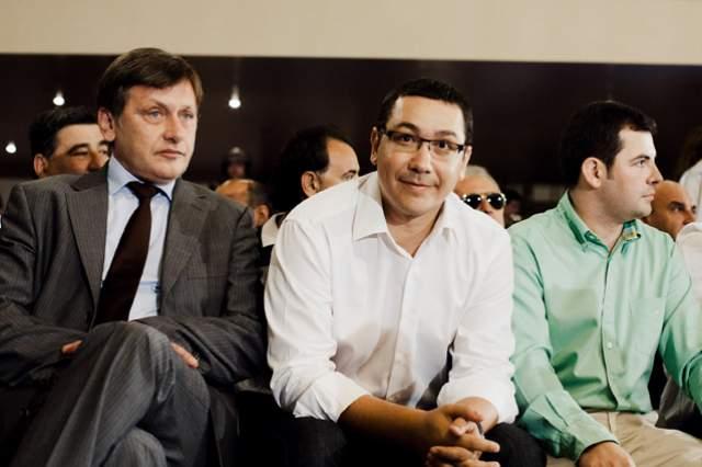 Ponta Crin si Daniel Constantin