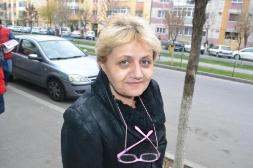 Cristiana Irina Anghel candidat USL pentru Senat in Craiova
