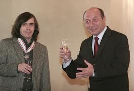 Cărtărescu si Basescu