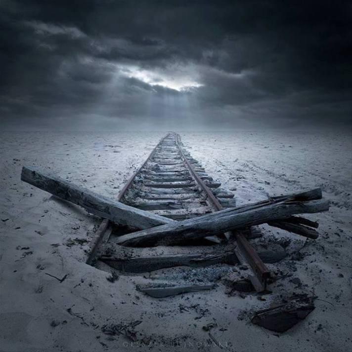sina de cale ferata