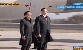 vizita premier chinez Li Keqiang in Romania