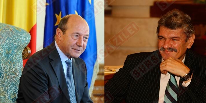 Basescu Opris poza Sursa zilei