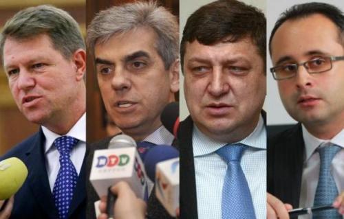 lista noilor ministri iohannis nicolaescu atanasiu busoi poza jurnalul national