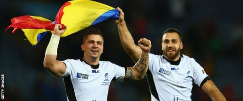 rugby Romania